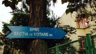 De unde afli la ce secție de vot trebuie să mergi