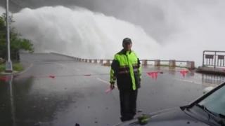 Dezastru şi morţi după trecerea taifunului Prapiroon prin Japonia