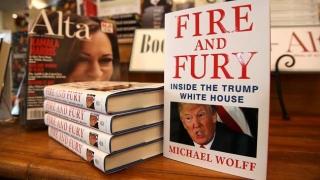 Dezvăluirile făcute într-o carte controversată pot duce la finalul lui Trump ca președinte?!