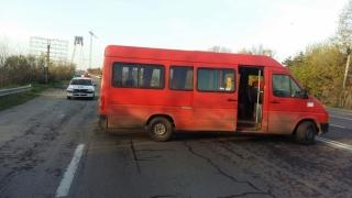 Circulația pe podul Agigea, blocată de un șofer supărat pe lege