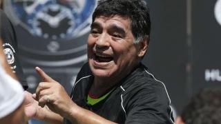 Diego Maradona, actor de ocazie