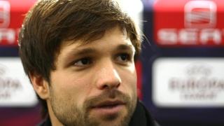 Fostul internațional Diego a revenit în campionatul Braziliei