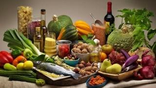 Dieta mediteraneană, efecte benefice împotriva depresiei