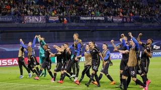 Dinamo Zagreb a obţinut calificarea în play-off-ul Ligii Campionilor