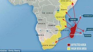 Diplomat american ucis în Madagascar
