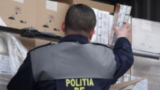Direcția Generală a Vămilor, în vizor pentru contrabanda cu țigări