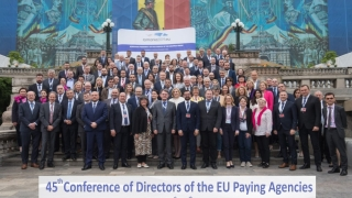Directorii Agențiilor de Plăți din întreaga UE, în conferinţă la Bucureşti