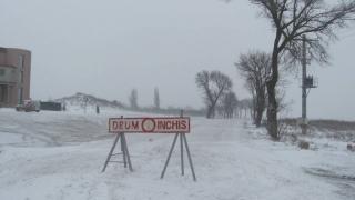 Directorii de la Drumuri, demişi dacă se lasă surprinşi de iarnă!