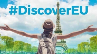 DiscoverEU: Încă 14.500 de tineri vor călători gratis prin Europa
