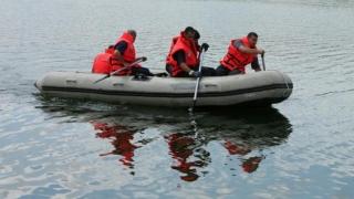 Tânăr dispărut în Dunăre, găsit după aproape o zi de căutări