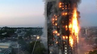 Mai multe persoane, dispărute după incendiul din Londra