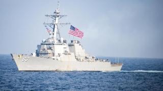Incident naval în Marea Chinei de Sud