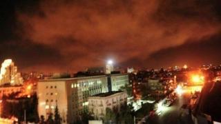 Distrugeri majore în urma atacurilor din Siria, deşi Damascul susţine contrariul