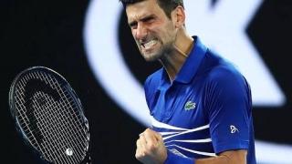 Novak Djokovic, descalificat şi amendat la US Open