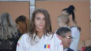 Daria Kraus, cel mai bun sportiv al secției de ju-jitsu de la CS Marina în 2019