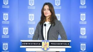 Purtătoarea de cuvânt a preşedintelui Iohannis a demisionat