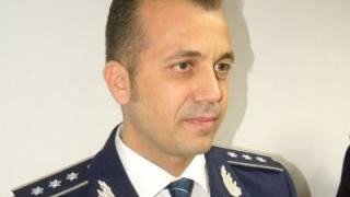Comisarul șef Tudorel Dogaru, la conducerea IPJ Constanța