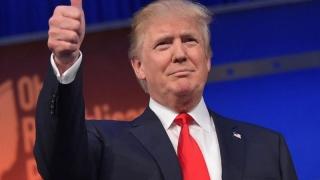 Donald Trump a fost ales al 45-lea președinte al SUA