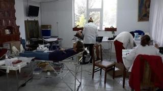Donare de sânge, la Topraisar