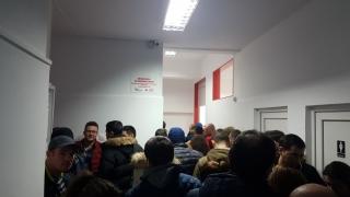 Tinerii social democrați au ieșit în masă la donat sânge