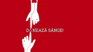 SPIT - CRTS : Campanie de informare privind necesitatea donării de sânge