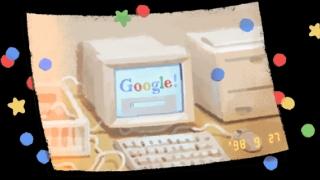 Google sărbătoreşte 21 de ani de existenţă cu un doodle aniversar