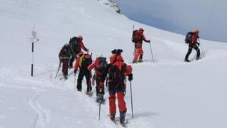 Dosarul avalanşei din Munţii Retezat, preluat de Parchetul General