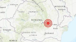 Două cutremure au avut loc azi-noapte în Vrancea