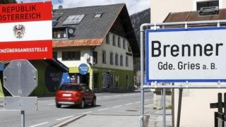 Italia protestează cu privire la introducerea controalelor la frontieră de către Austria