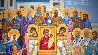 Prima duminică din Postul Mare! Duminica Ortodoxiei