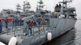 Dragorul maritim ''Lt. Lupu Dinescu'', în misiune pentru asigurarea securității colective a NATO