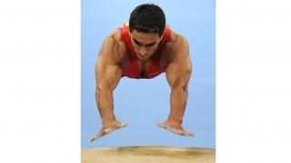 La CM de gimnastică, Drăgulescu a fost aproape de o medalie în finală la sărituri