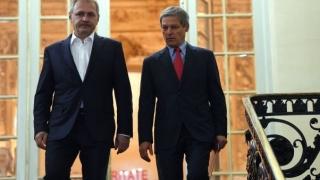 Dragnea crede că Cioloș că se foloseşte de campania Cuminţenia Pământului din rațiuni de imagine