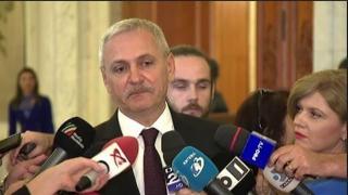 """Dragnea și tinerii din PSD: """"Ne batem cu nişte forţe mari, şi dinăuntru, şi din afară"""""""