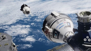 Capsula SpaceX, Dragon 2, s-a conectat cu succes la Stația Spațială Internațională
