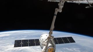 Capsula Dragon a fost lansată cu succes spre SSI