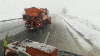 DRDP Constanța: Starea drumurilor, 19 decembrie