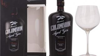 Cel mai bun aged Gin Colombian poate fi gasit la 24drinks.ro