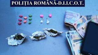 46 de dosare penale întocmite pentru trafic de droguri în Mamaia
