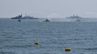 Dronă subacvatică a Armatei, dispărută în Marea Neagră