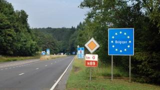 Poliția de frontieră din Belgia supraveghează granițele terestre cu drone