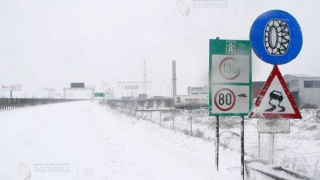DRUMURI ÎNCHISE: Circulaţie îngreunată pe A2, pe tronsonul Bucureşti-Drajna
