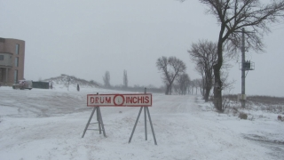 Vezi ce drumuri sunt închise sau blocate la această oră