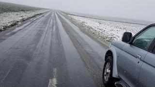 Atenție, șoferi! S-a întors iarna pe șosele