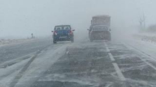 Condiții meteorologice: nu sunt drumuri închise sau restricționate