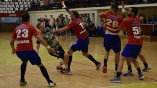 CSM Bucureşti se menţine pe prima poziţie în LN de handbal masculin