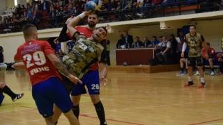 HC Dobrogea Sud, deţinătoarea trofeului, eliminată în optimile Cupei României