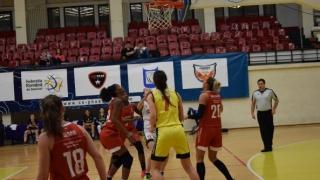 Baschetbalistele de la CS Phoenix-Ştiinţa, în Final Four-ul Cupei României
