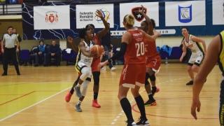CS Phoenix-Știința - CSM Satu Mare, în semifinalele Cupei României la baschet feminin