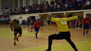 HC Dobrogea Sud a învins vicecampioana României, înaintea dublei europene cu Talent Plzen